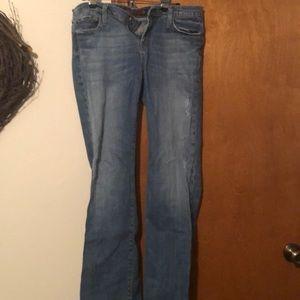 Vigoss low rise jeans